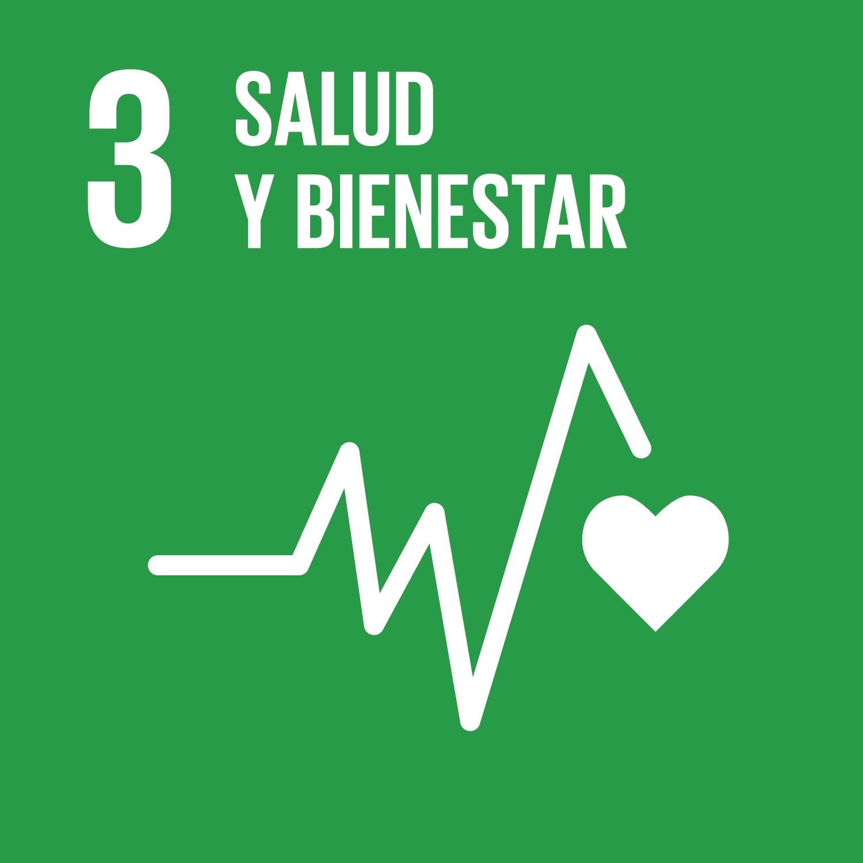 Objetivo 3: Garantizar una vida sana y promover el bienestar para todos en todas las edades