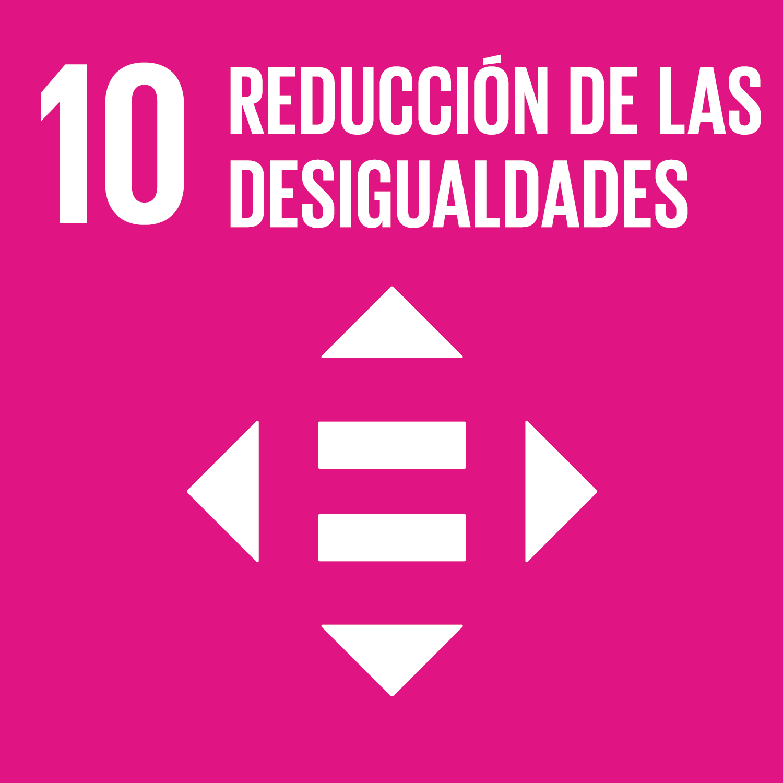 Objetivo 10: Reducir la desigualdad en y entre los países