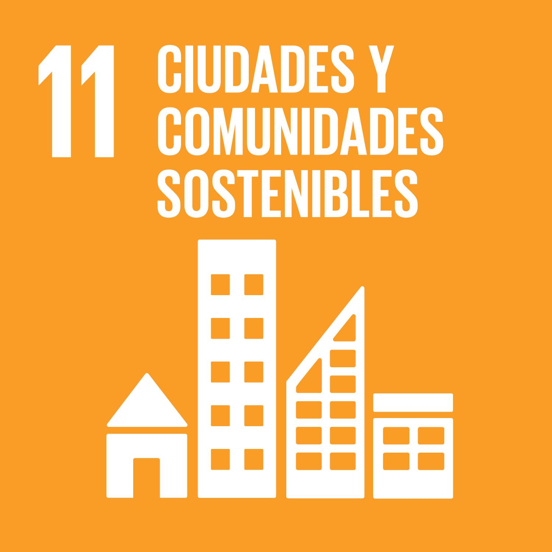 Objetivo 11: Lograr que las ciudades y los asentamientos humanos sean inclusivos, seguros, resilientes y sostenibles