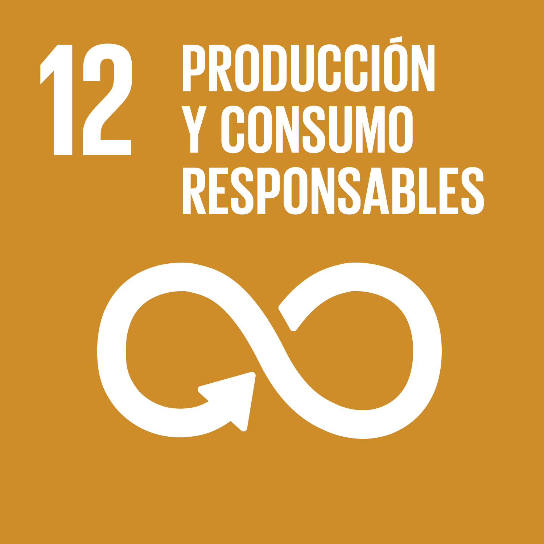 Objetivo 12: Garantizar modalidades de consumo y producción sostenibles
